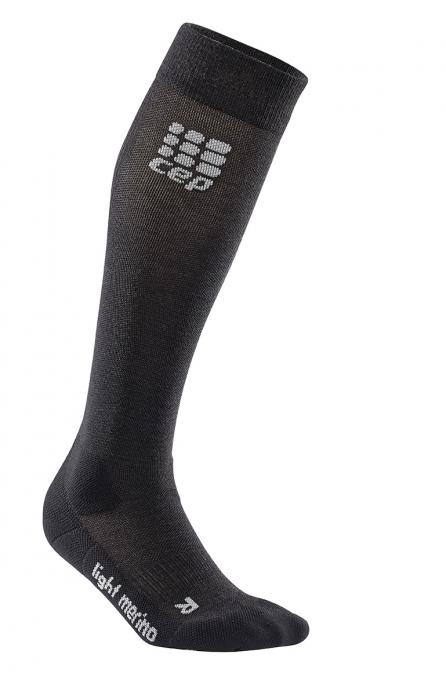 CEP Damen Outdoor Light Merino Wandersocken