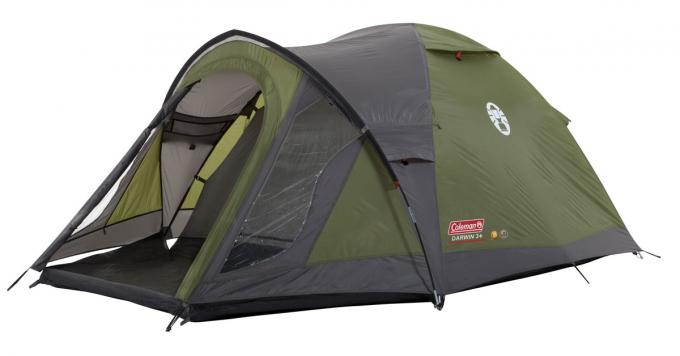 Darwin 3 Plus Campingzelt
