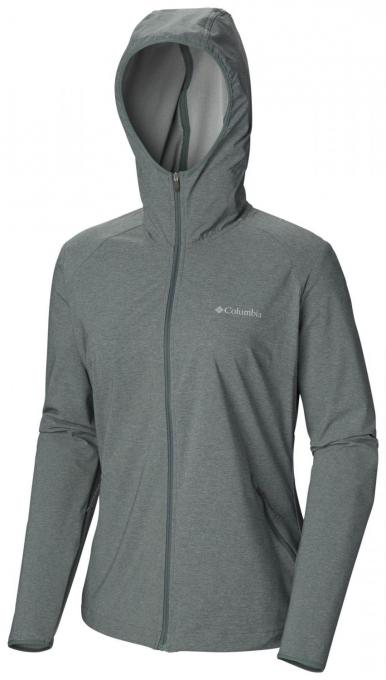 Damen Heather Canyon Softshell Jacket