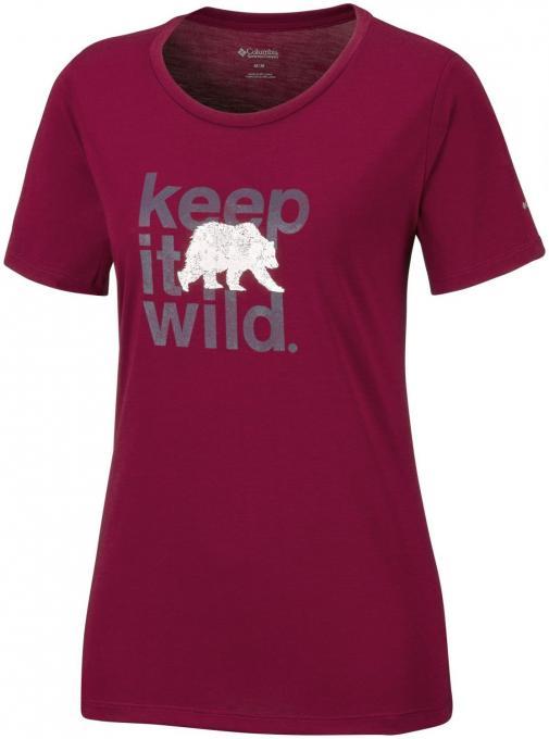 Damen Outdoor Elements III T-Shirt