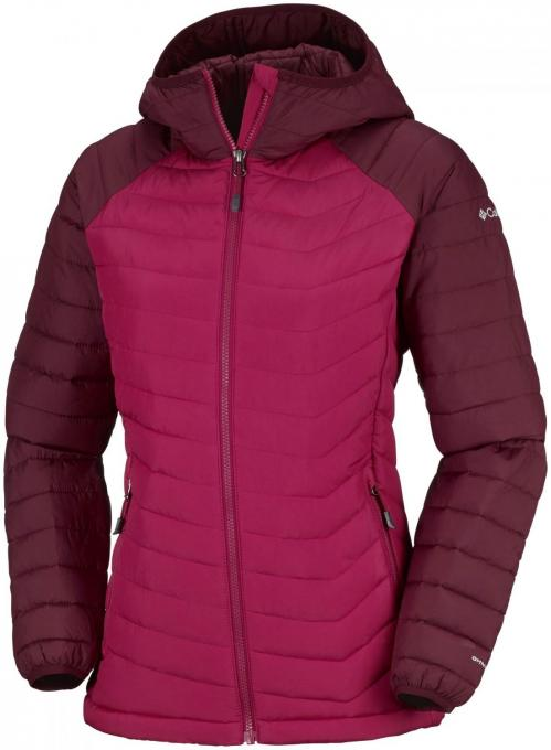 Damen Powder Lite Hooded Isolationsjacke