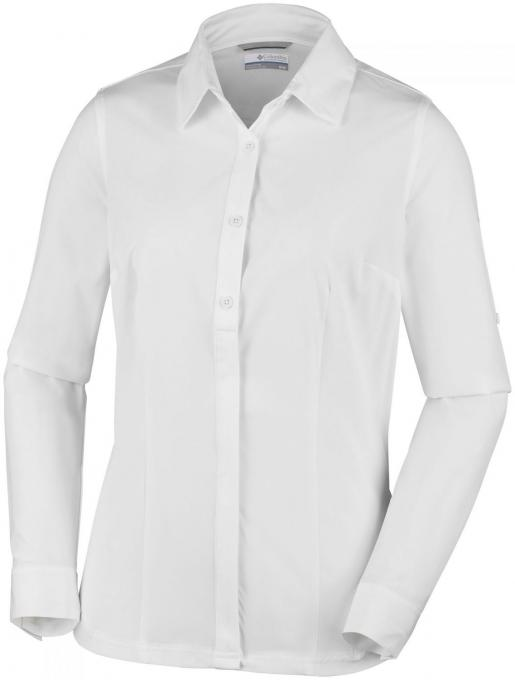 Damen Saturday Trail Stretch LS Shirt