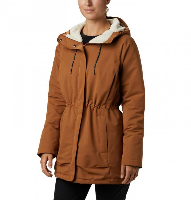 Damen South Canyon Sherpa Lined Jacket