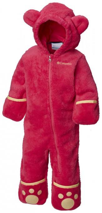 Foxy Baby II Fleece-Overall
