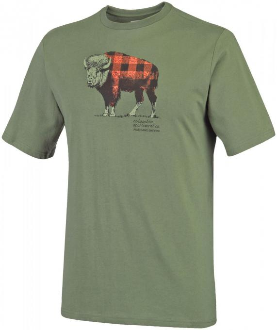 Herren CSC Check The Buffalo II Shirt