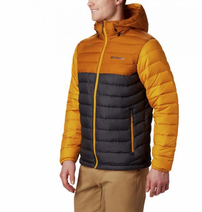 Herren Powder Lite Hooded Jacket