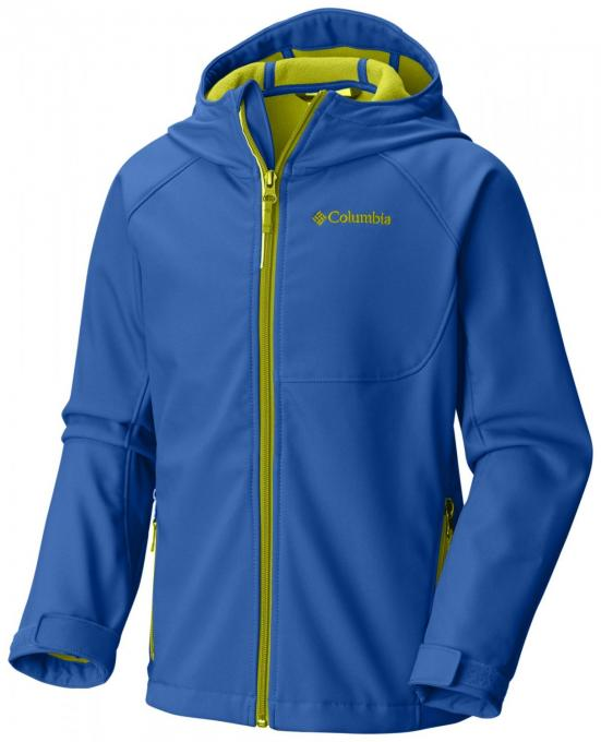 Kinder Cascade Ridge Softshelljacke