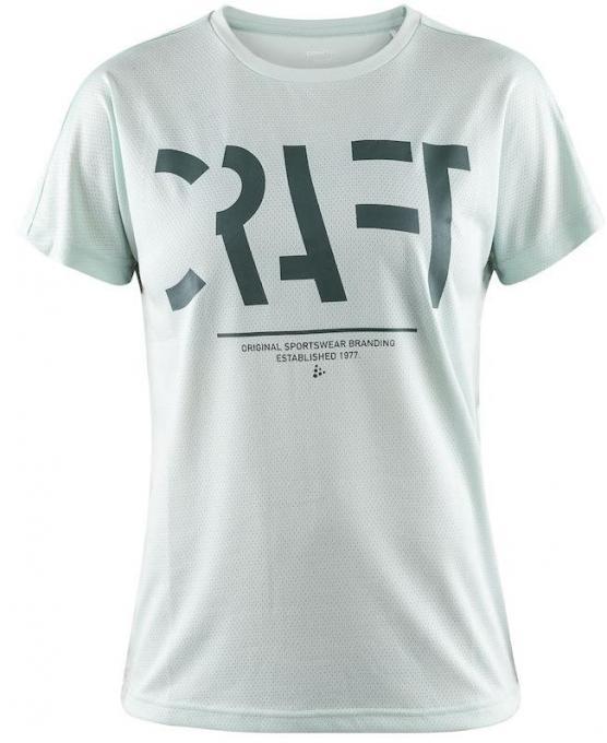 Craft Damen Eaze Logo Mesh T-Shirt