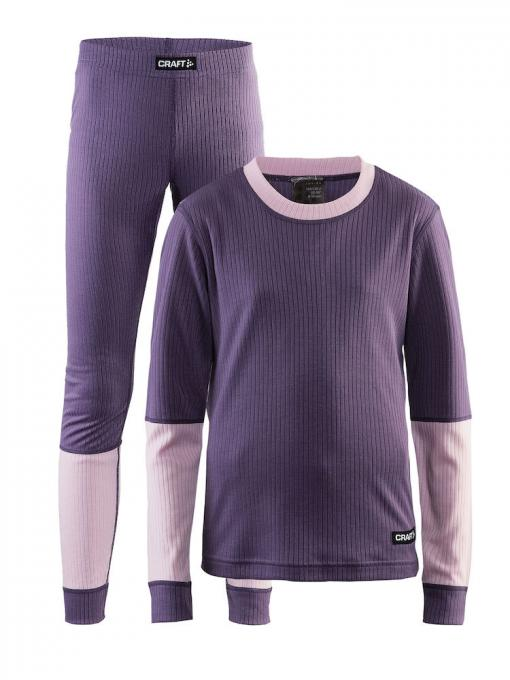 Kinder Baselayer Set