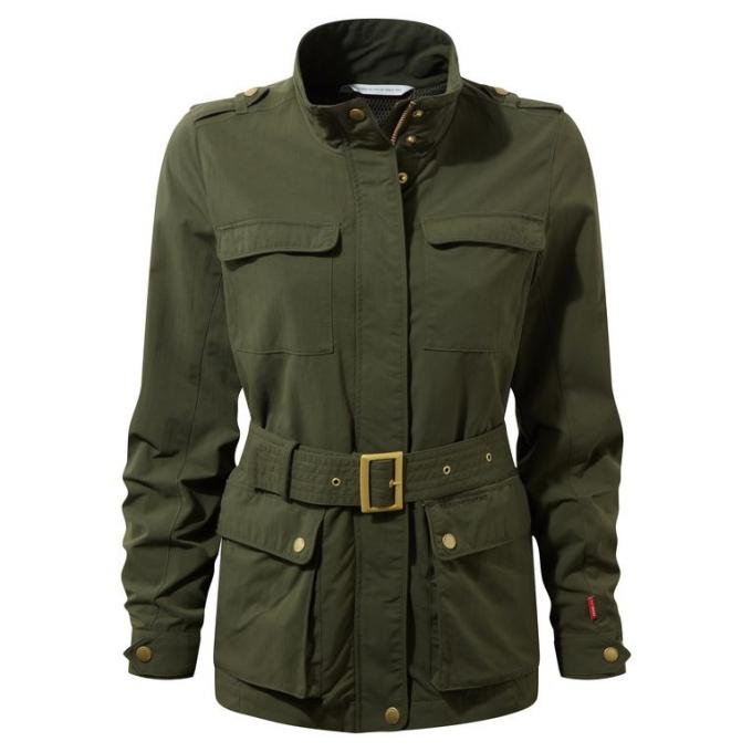 Damen Nosilife Safari Jacket