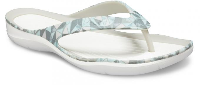 Damen Swiftwater Printed Flip Flop