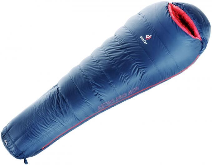 Astro Pro 800 regular (Herren bis -15°C / max. Liegelänge 185cm / Gewicht 1,41kg)