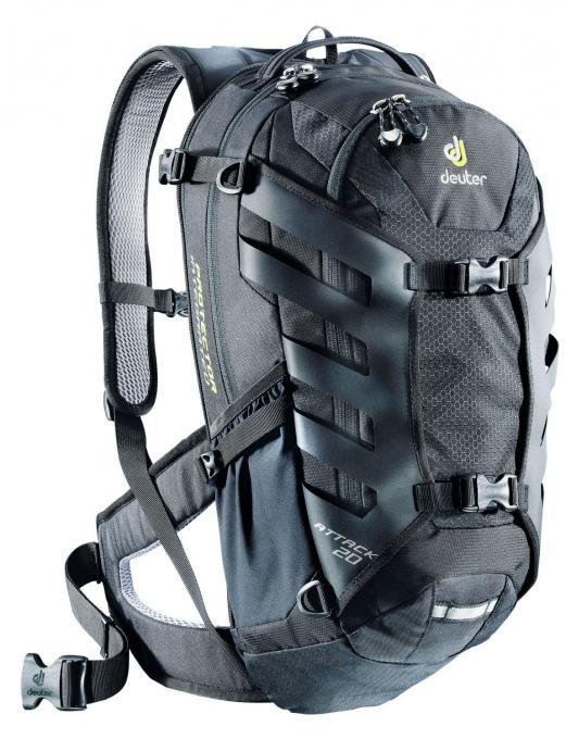 Attack 20 Fahrradrucksack (Volumen 20 Liter / Gewicht 1,58kg)