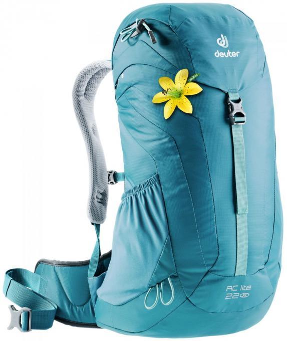 Damen AC Lite 22 SL Wanderrucksack (Volumen 22 Liter / Gewicht 0,9kg)