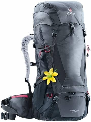 Damen Futura Vario 45 + 10 SL Wanderrucksack (Volumen 45 Liter / Gewicht 2,02kg)
