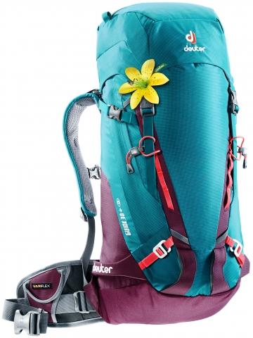 Damen Guide 30+ SL Alpinrucksack (Volumen 30 Liter / Gewicht 1,42kg)