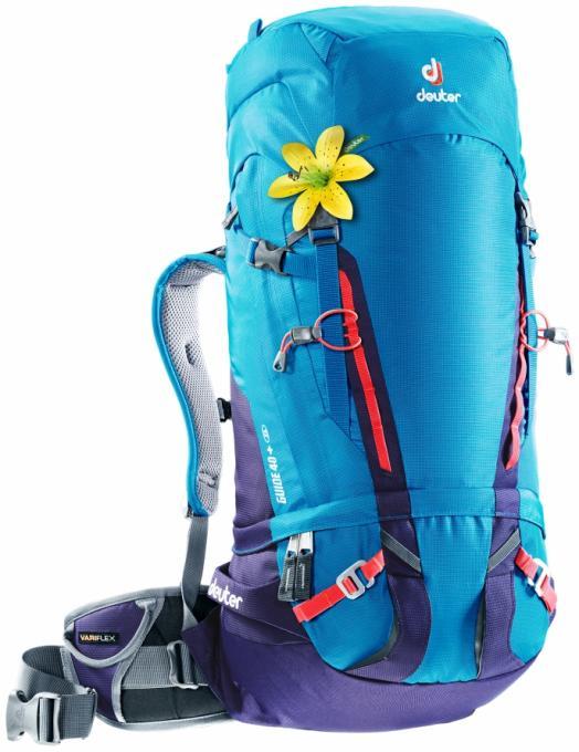 Damen Guide 40+ SL Alpinrucksack (Volumen 40 Liter / Gewicht 1,64kg)