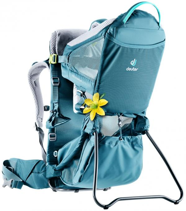 Damen Kid Comfort Active SL Kindertrage (Volumen 12 Liter / Gewicht 2,65kg)