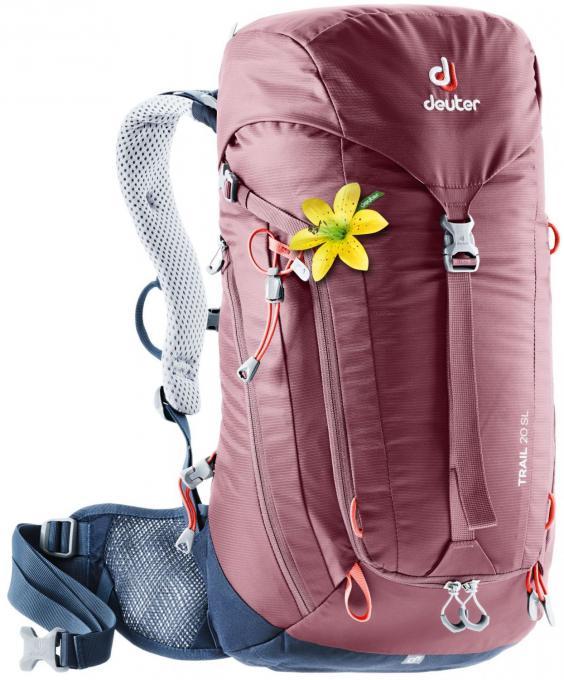 Damen Trail 20 SL Wanderrucksack (Volumen 20 Liter / Gewicht 1,02 kg)