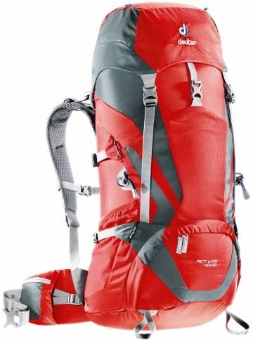 Deuter Herren ACT Lite 40+10 Trekkingrucksack (Volumen 40 Liter / Gewicht 1,67kg)