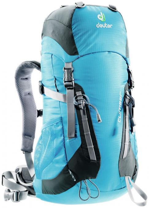 Kinder Climber Alpinrucksack (Volumen 22 Liter / Gewicht 0,77kg)