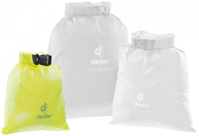 Light Drypack 1 Packsack wasserdicht (Volumen 1 Liter / Gewicht 0,025kg)