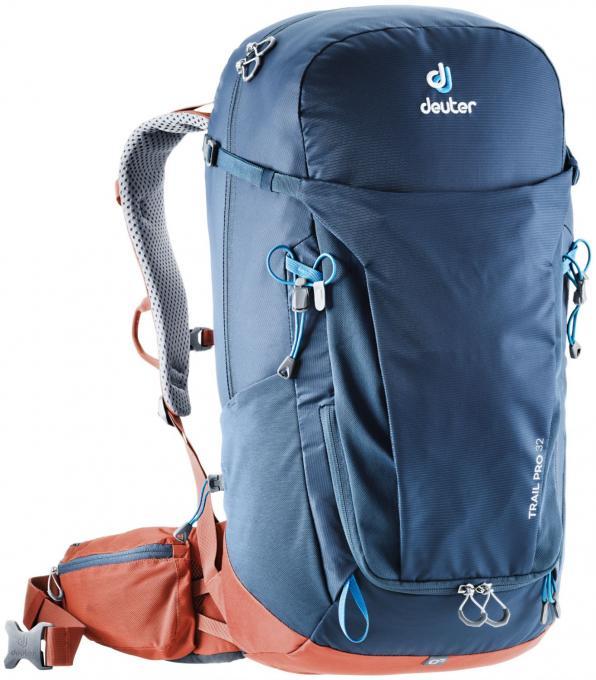 Trail Pro 32 Wanderrucksack (Volumen 32 Liter / Gewicht 1,43 kg)