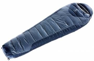 Trek Lite large Daunenschlafsack (bis -2°C / max. Körpergröße 200cm / Gewicht 1,1kg)