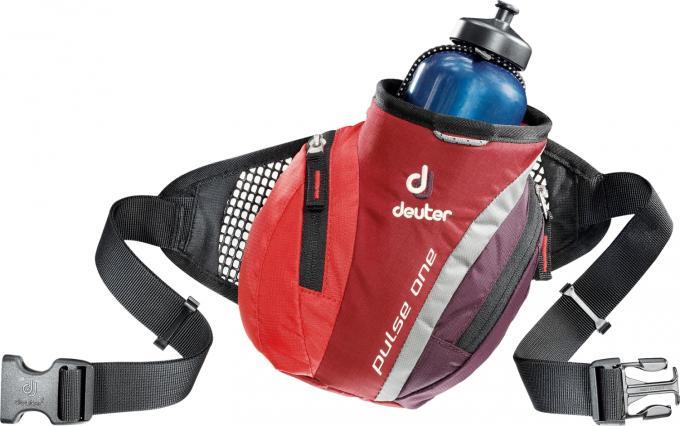 Unisex Pulse One Hüfttasche (Volumen 0,5 Liter / Gewicht 0,14kg)