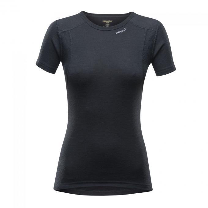 Damen Hiking Merinowoll-T-Shirt
