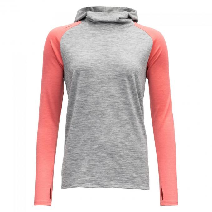 Damen Patchell Kapuzenpullover