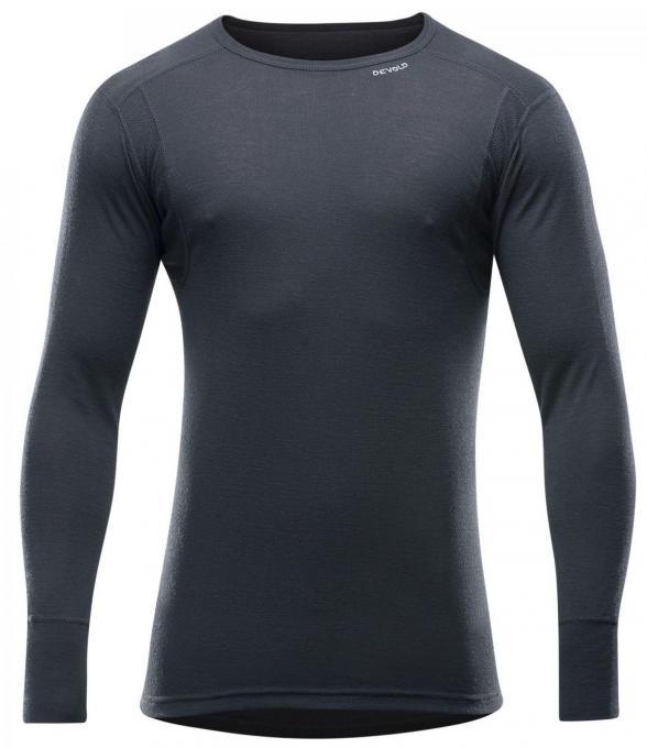Herren Hiking Merinowoll-Shirt
