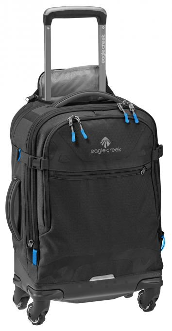 Gear Warrior AWD Int. Carry-On Reisekoffer (Volumen 34 Liter / Gewicht 2,76kg)