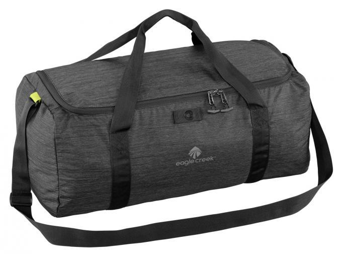 Packable Duffel kompakte Reisetasche (Volumen 13 Liter / Gewicht 0,16kg)