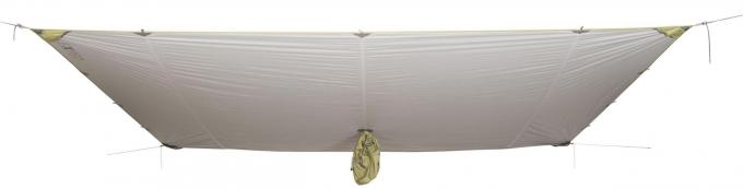 Exped Outfitter Tarp IV (Maße 430 x 430 cm/ Gewicht 2,05kg)