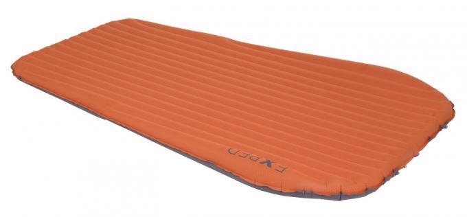 SynMat Duo M (Maße 183 × 105 x 7 / Gewicht 1,32 kg / Isoliert bis -17 °C)