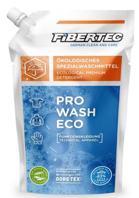 Pro Wash Eco Spezialwaschmittel 1500 ml (Nachfüllbeutel)