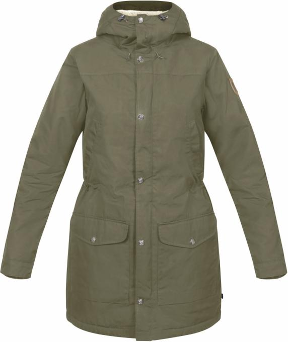 Damen Greenland Winter Parka W