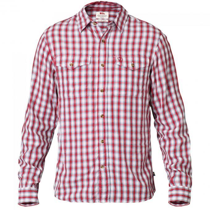 Herren Abisko Cool Shirt LS