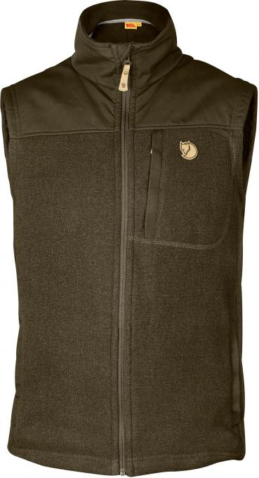 Herren Buck Fleece Vest