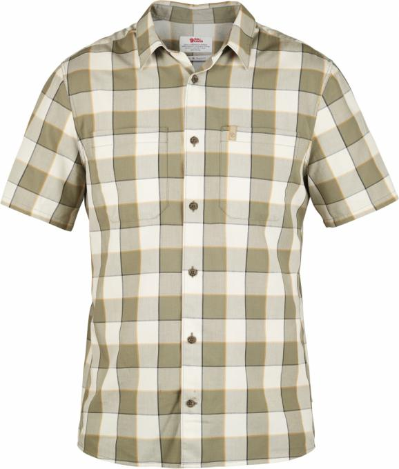 Herren High Coast Big Check Shirt SS