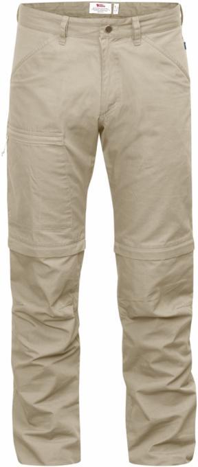 Herren High Coast Trousers Zip Off