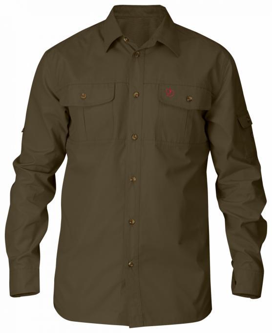 Herren Sarek Trekking Shirt