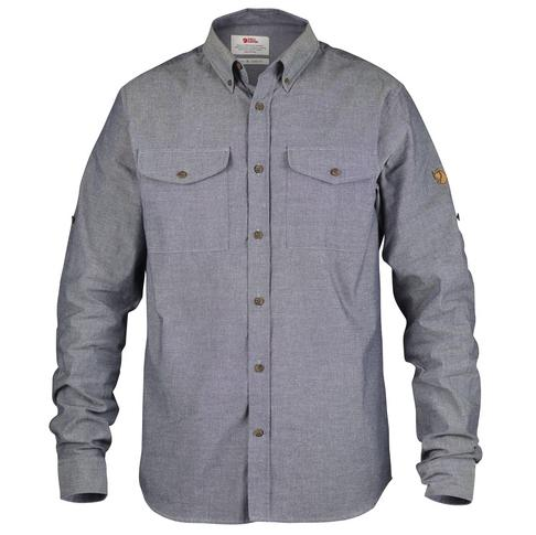 Herren Övik Chambray Shirt