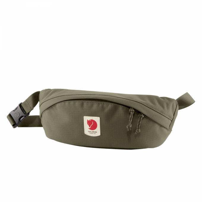 Fjällräven Ulvö Hip Pack Medium Hüfttasche (Volumen 2 Liter/ Gewicht 0,15 kg)