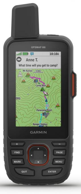 GPSMAP 66i inkl. Topo Active Europe
