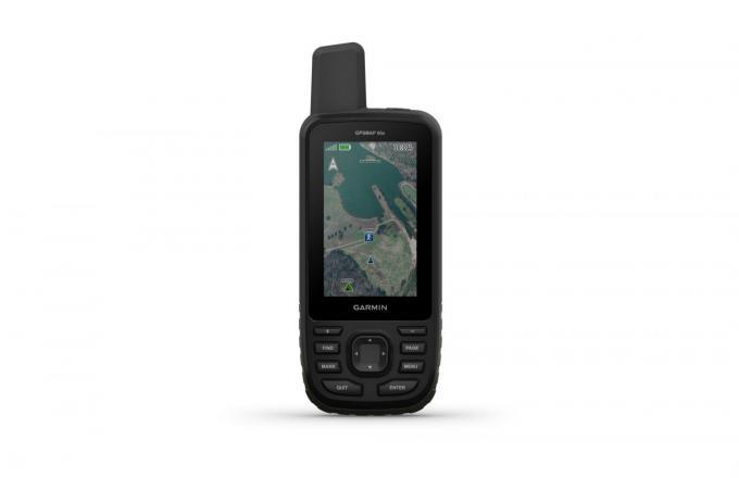 GPSMAP 66s Set inkl. Topo Deutschland v8 Pro