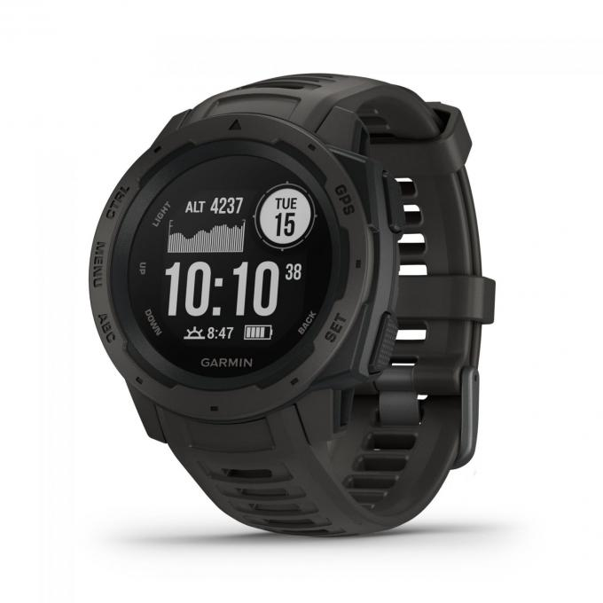 Instinct GPS Smartwatch Outdoor-Uhr
