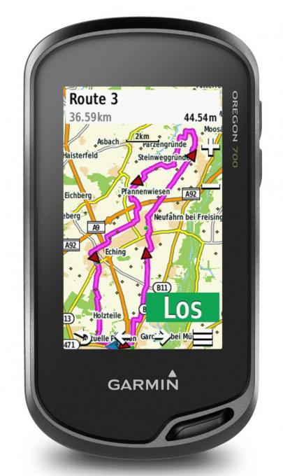 Oregon 700 Navigationsgerät + TOPO Deutschland V8 Pro