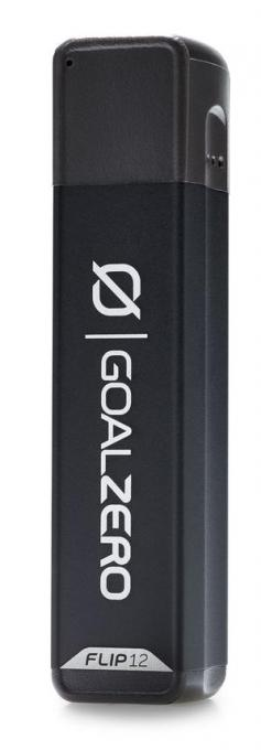Flip 12 Recharger Black